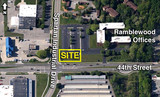 BUILD TO SUIT or LAND LEASE NEAR REGIONAL MALL