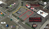 Retail Outlot in Kentwood