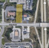 7,000 SF Retail/Restaurant Space near Tanger Outlets!