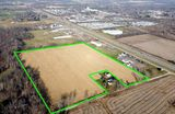 29 Acres Planned Industrial with Freeway Visibility